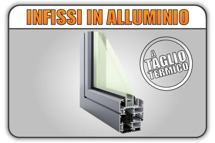 Infissi e serramenti in alluminio a taglio termico pavia - Finestre alluminio taglio termico fanno condensa ...